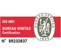 CERTIFICACIÓN ISO 9001:2008 N°BR232837