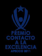CONTACT EXCELLENCE APECCO AWARD 2011
