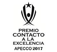 CONTACT EXCELLENCE AWARD APECCO 2017