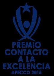 PREMIO CONTACTO A LA EXCELENCIA APECCO 2015